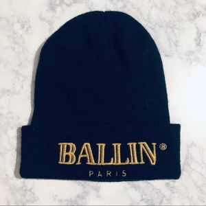 Accessories - *2 for $20* Ballin Paris Beanie